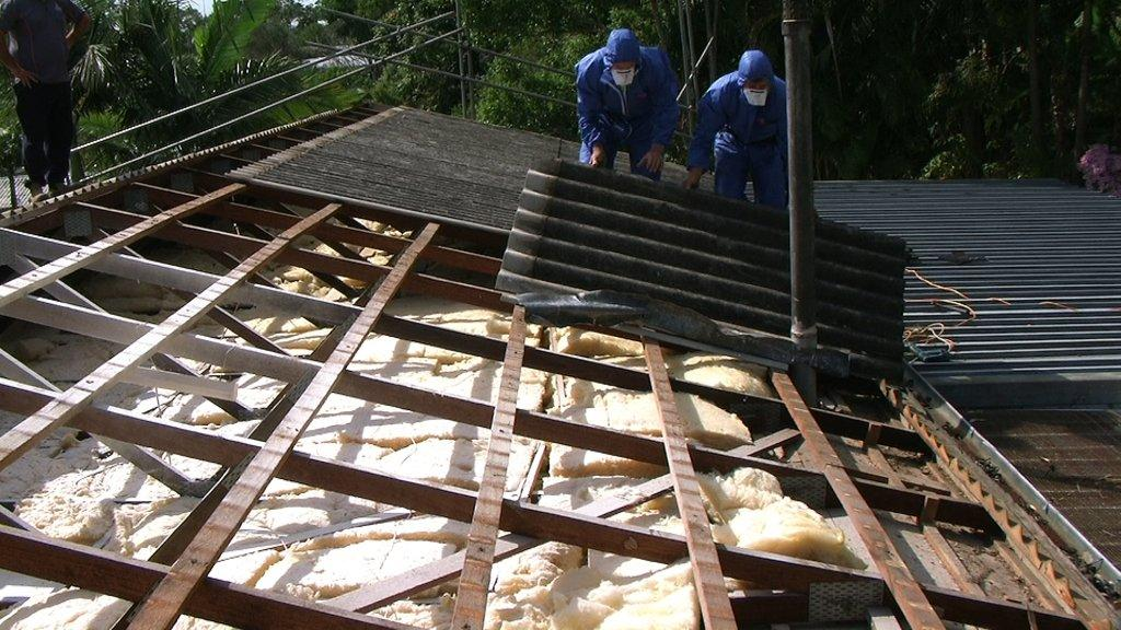 Asbestos Roof Removal Amp Asbestos Roof Replacement